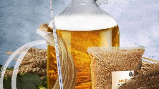Det helt gode ølbrygningssæt